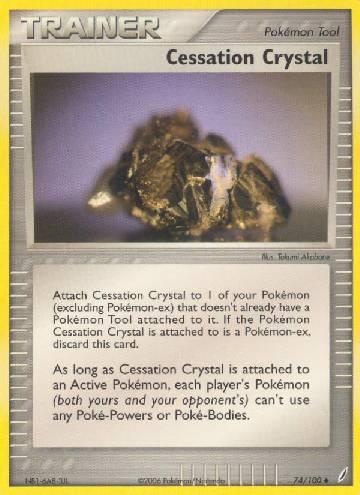 Cessation Crystal (#74/100)
