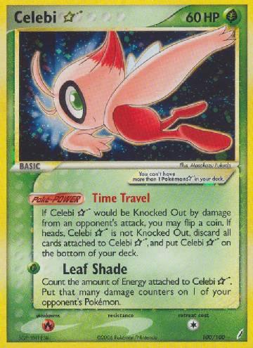 Celebi Star (#100/100)