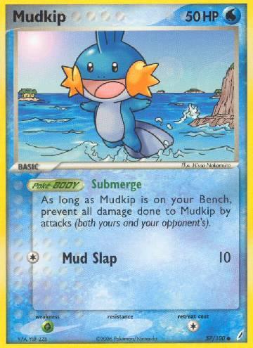 Mudkip (#57/100)
