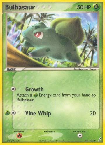 Bulbasaur (#46/100)