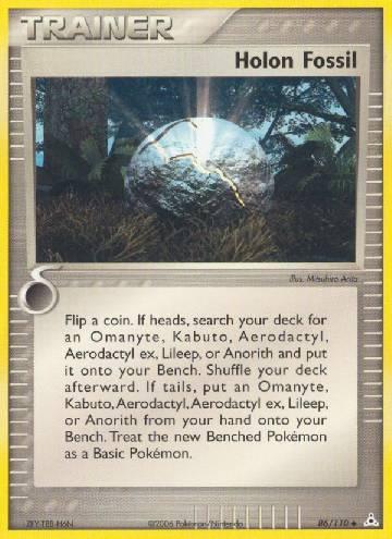 Holon Fossil (#86/111)