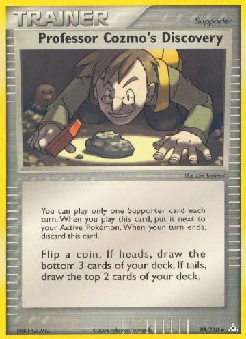 Professor Cozmo's Discovery (#89/111)
