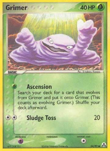 Grimer (#54/93)