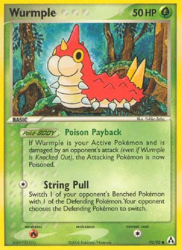 Wurmple (#70/93)