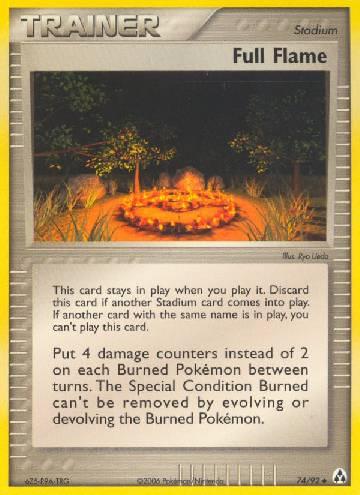 Full Flame (#74/93)