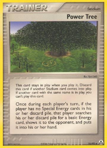 Power Tree (#76/93)