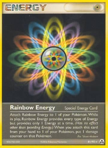 Rainbow Energy (#81/93)