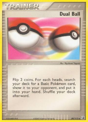 Dual Ball (#89/114)