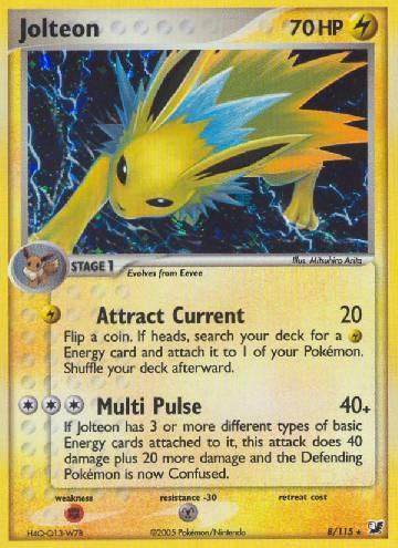 Jolteon (#8/145)
