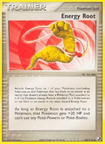 Energy Root (#83/145)