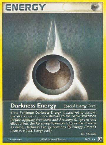 Darkness Energy (#96/145)