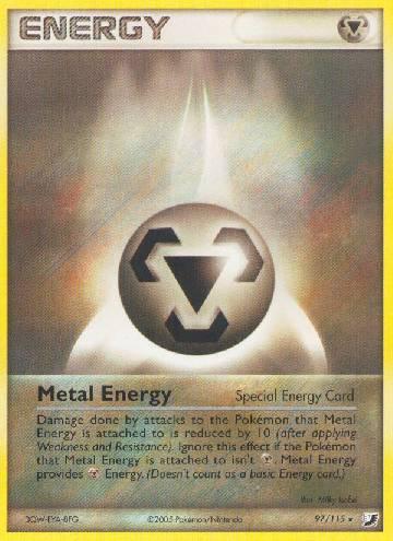 Metal Energy (#97/145)