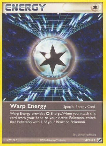 Warp Energy (#100/145)