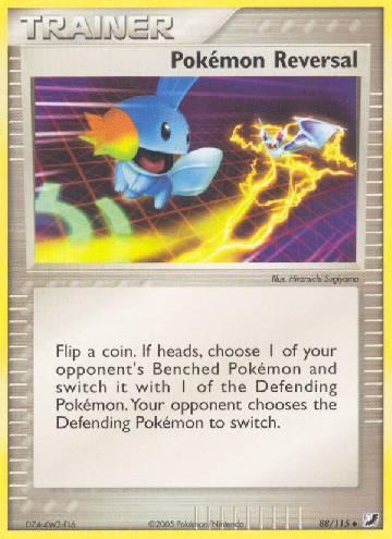 Pokémon Reversal (#88/145)