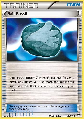 Sail Fossil (#98/111)