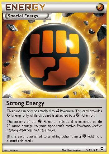 Strong Energy (#104/113)