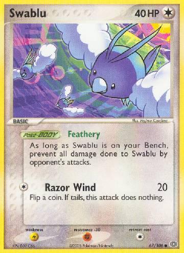 Swablu (#67/107)