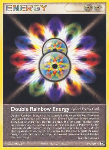 Double Rainbow Energy (#87/106)