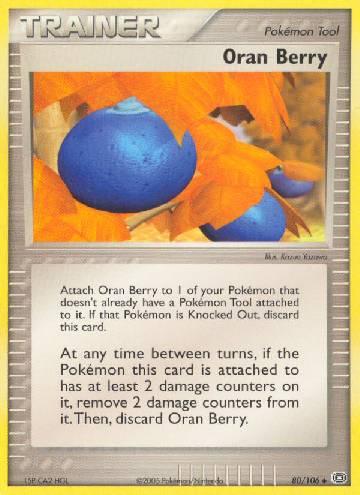 Oran Berry (#80/107)