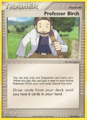 Professor Birch (#82/107)