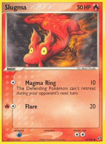 Slugma (#75/108)