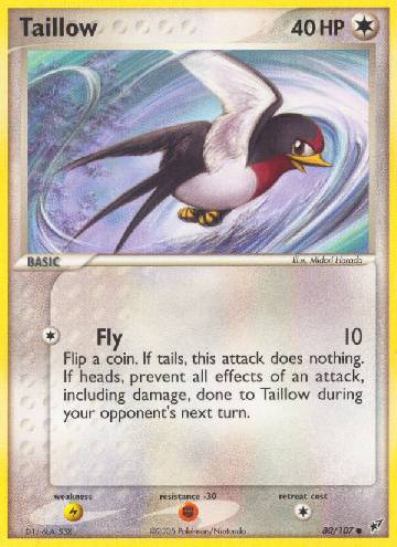 Taillow (#80/108)