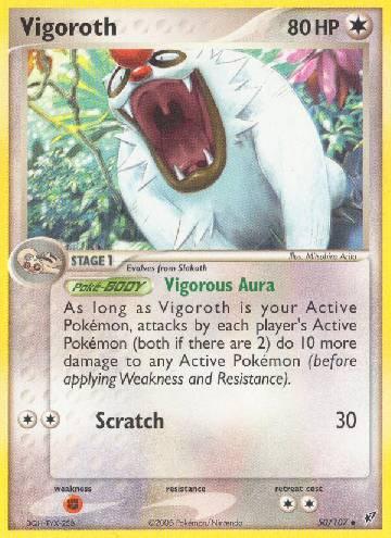 Vigoroth (#50/108)