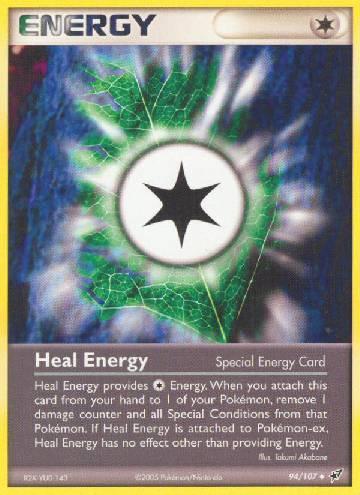 Heal Energy (#94/108)