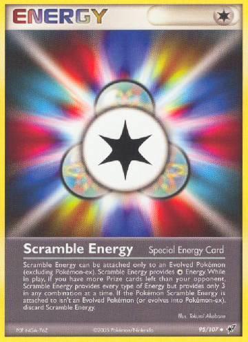 Scramble Energy (#95/108)