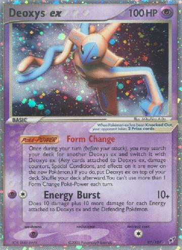 Deoxys ex (#97/108)