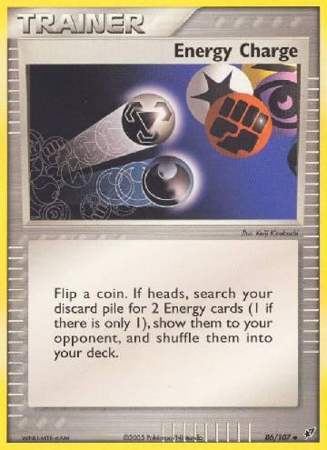 Energy Charge (#86/108)