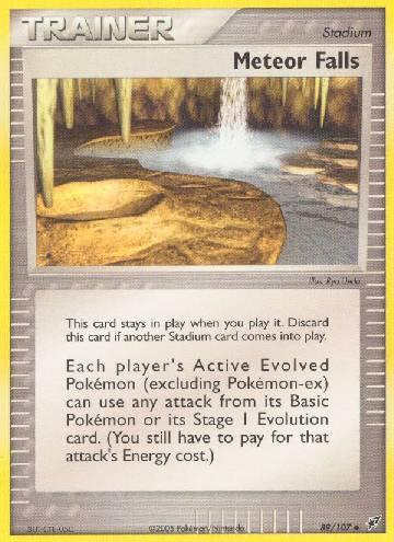 Meteor Falls (#89/108)