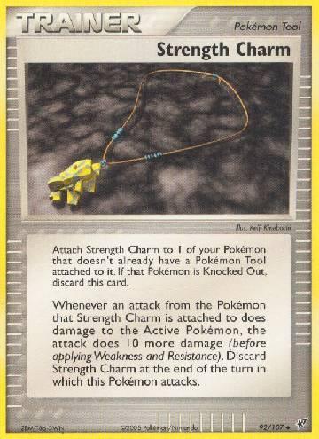 Strength Charm (#92/108)