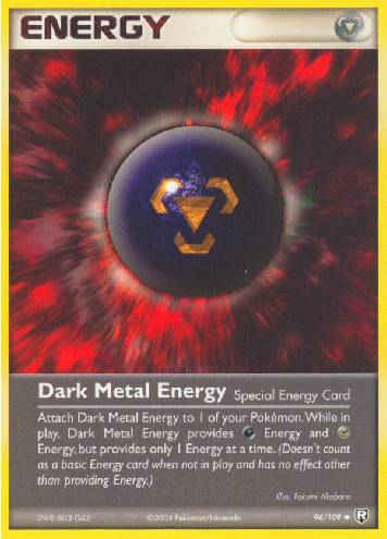 Dark Metal Energy (#94/111)
