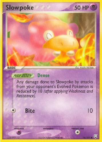 Slowpoke (#76/111)
