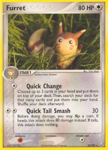 Furret (#22/111)