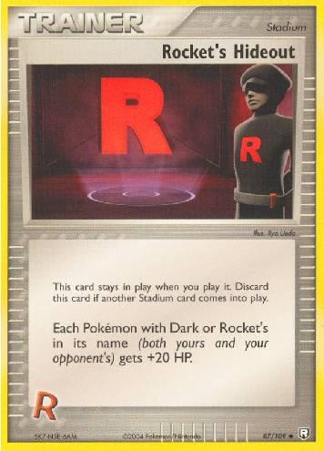 Rocket's Hideout (#87/111)
