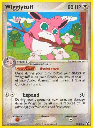 Wigglytuff (#52/116)