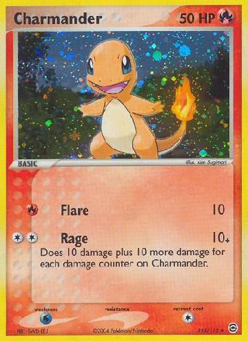 Charmander (#113/116)