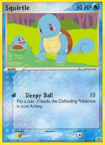 Squirtle (#82/116)