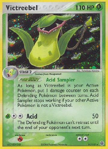 Victreebel (#17/116)