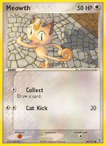 Meowth (#69/116)