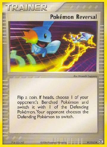 Pokémon Reversal (#97/116)