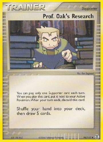 Prof. Oak's Research (#98/116)