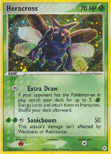 Heracross (#7/102)