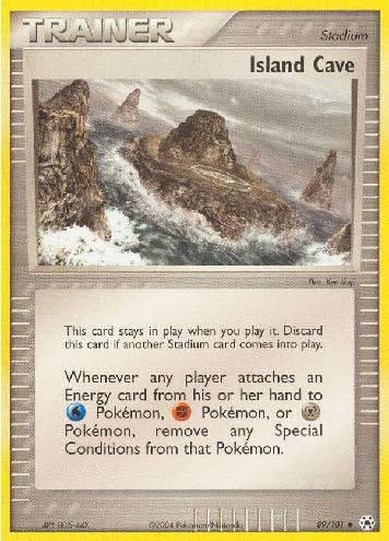 Island Cave (#89/102)