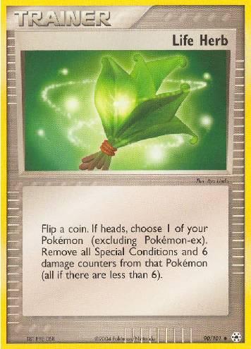 Life Herb (#90/102)
