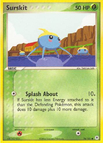 Surskit (#76/102)