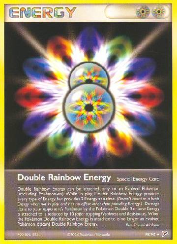 Double Rainbow Energy (#88/97)