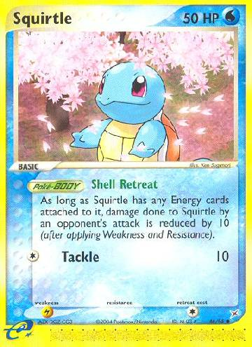 Squirtle (#46/97)